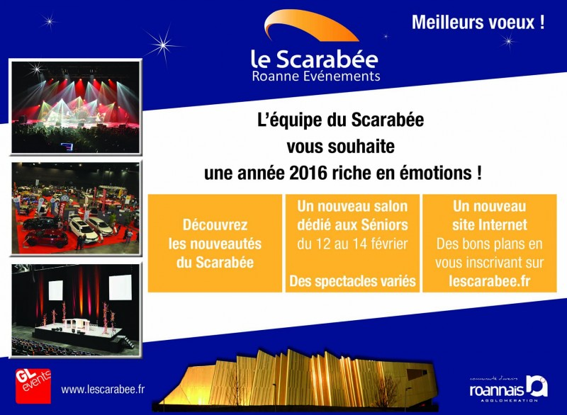 voeux scarabee 2016