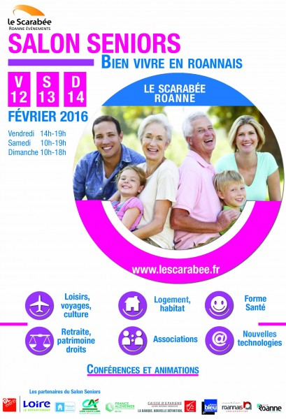 Salon seniors le scarab e for Salon seniors
